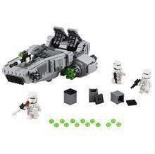 LEPIN Star Wars 7 First Order Snowspeeder Figure Toys building blocks set marvel minifigures