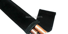 3/4 billiard stick case /1B1S Snooker Black cue Bag /Free shipping/ acessorios snooker/110 CM(China (Mainland))