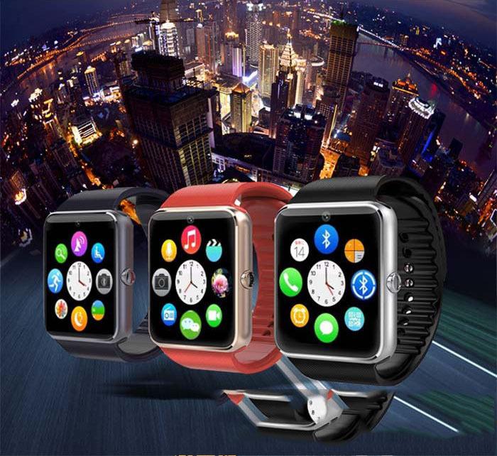 Smart watch Bluetooth watch fashion watch mobile phone information synchronization 2015 new(China (Mainland))