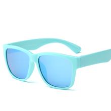 Kids Polarized Fashion Boy Girls Sunglasses Brand Designer Children UV400 Gafa Lunette Soleil Oculo Grau TR90 Glasss Lente Shade