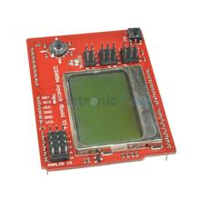 Buy LCD 4884 Joystick Shield V2.0 LCD4884 Expansion Board Arduino Raspberry Pi for $5.50 in AliExpress store