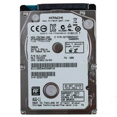 500G 500GB laptop notebook internal hard disk drive hdd 7200rpm 32M cache 2.5 inch 7mm harddisk free shipping
