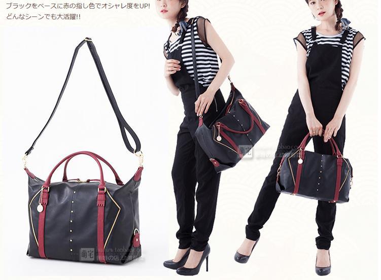 Touken Ranbu Messenger Bag Kashuukiyomitsu/Mikazuki Munechika/Tsurumaru Kuninaga/Kogitsunemaru Cosplay Handbag Large Capacity
