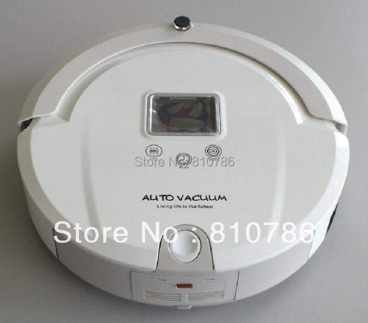 Top Selling Automatic Vacuum Cleaner/Best and Newest+ Low Nosie +more than 90 minutes working time+CE&ROHS(China (Mainland))