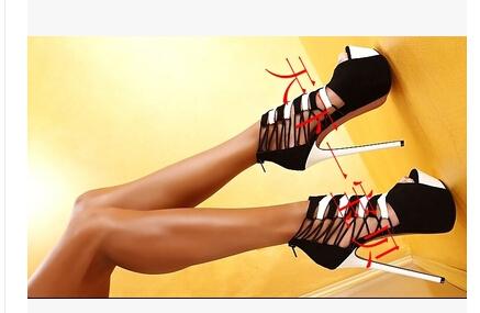 Viennana Rouge De Mars Calf Suede Leather shoes women dispatch Pointed Toe platform Women Pumps High Heels Party Wedding Shoes <br><br>Aliexpress