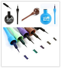 New Style Lollipop Shape Waterproof Liquid Eyeliner Eye Liner Pencil Pen Makeup For Freeshipping