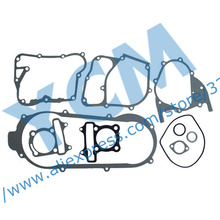 GY6 125cc 52.4mm Diameter Engine Full Gasket Repair Kit Pad Cushion 152QMI Modified Scooter Engine Part Moped Wholesale YCM