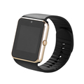 ZAOYIEXPORT Bluetooth Smart Watch S366 Pedometer Sleep Tracker Clock Smartwatch for iPhone Xiaomi Huawei Samsung PK GT08 DZ09