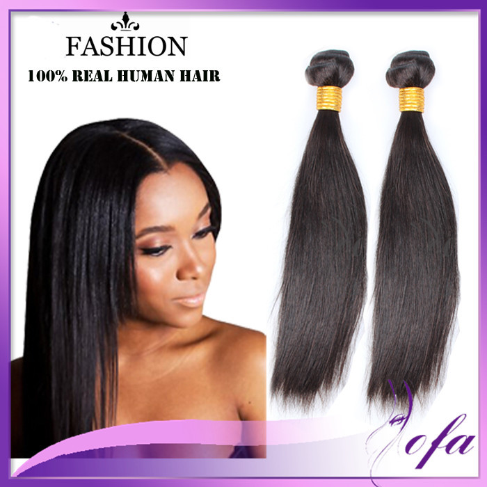 remy hair extensions sally inexpensive hair extensions african american weave straight indian hair store sexy 7 a grade(China (Mainland))