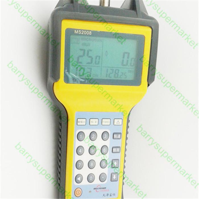 Cable TV Signal Strength Meter MS2008 analog / digital TV signals dual tester(China (Mainland))