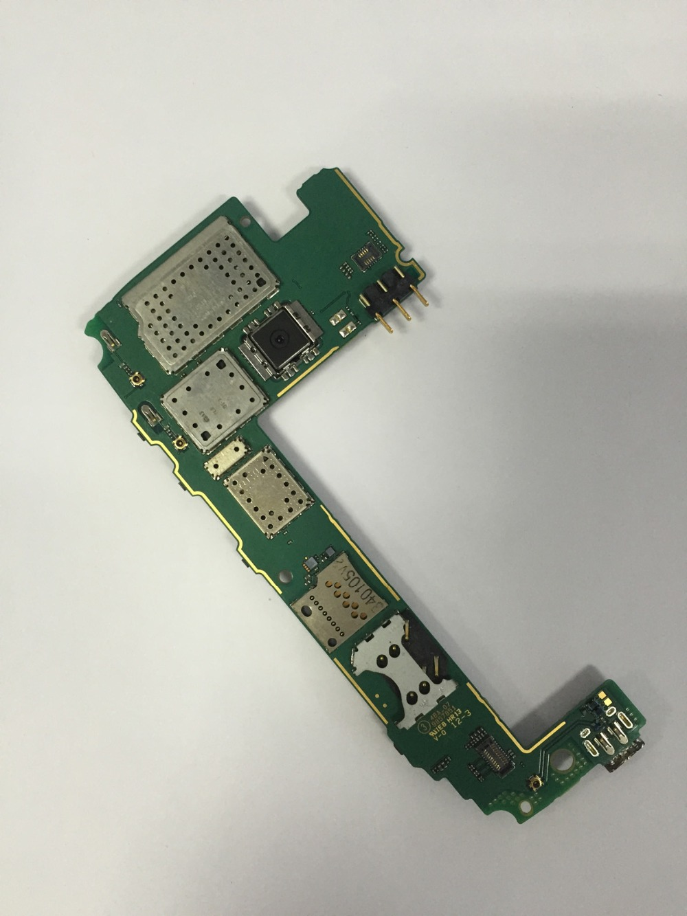 100% Original FPC Connector For Nokia Lumia 520 Mainboard Motherboard Logic Board Parts Replacement