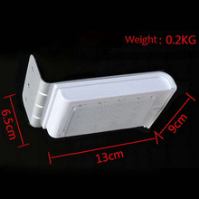 New Design 1pc 16 LED Solar Power Motion Sensor Security Lamp Outdoor Waterproof Light High Quality(China (Mainland))