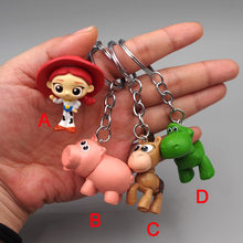 Hot Original Forky 4 Toy Story Buzz Lightyear Figura Brinquedos Infantis 4 Pixar Toy Story Woody Buzz Lightyear Boneca De Pelúcia presente de natal(China)