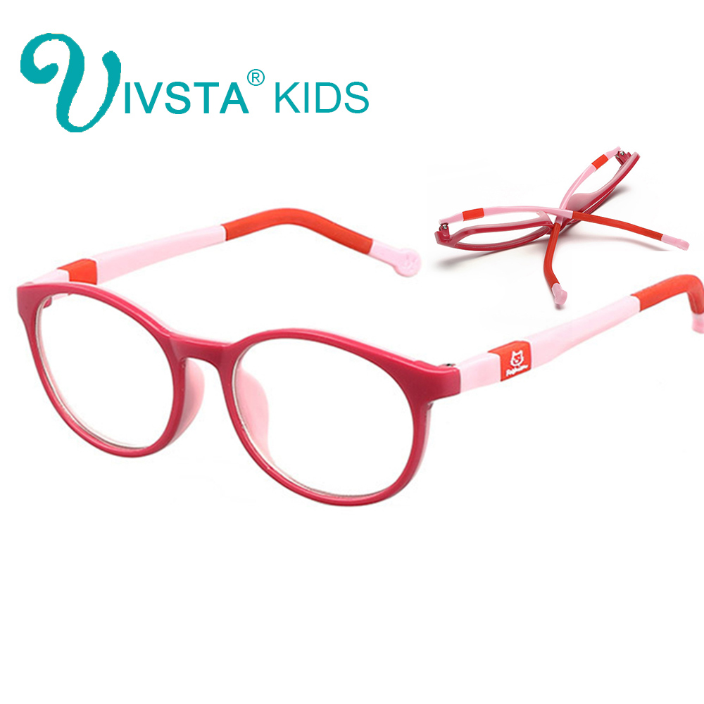 Children s Eyeglass Frame Manufacturers : Aliexpress.com : Buy IVSTA 6008 TR90 Plastic titanium kids ...