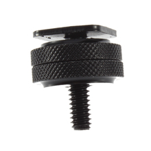 "2016 Hot Selling 1Pcs High Quality 1/4""-20 Tripod Screw to Flash Hot Shoe Adapter Promotion:(China (Mainland))"