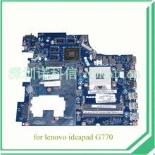 laptop motherboard for lenovo ideapad g770 LA-6758P REV 1A HM65 AMD Radeon HD 6650M DDR3
