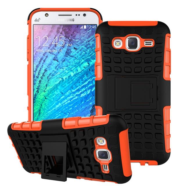 Case Samsung J5 Heavy Duty różne kolory