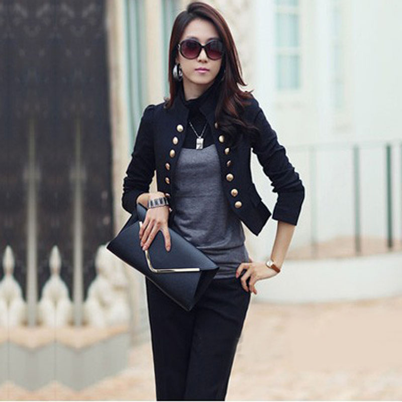 High Quality Ladies Fitted Jacket-Buy Cheap Ladies Fitted Jacket ...