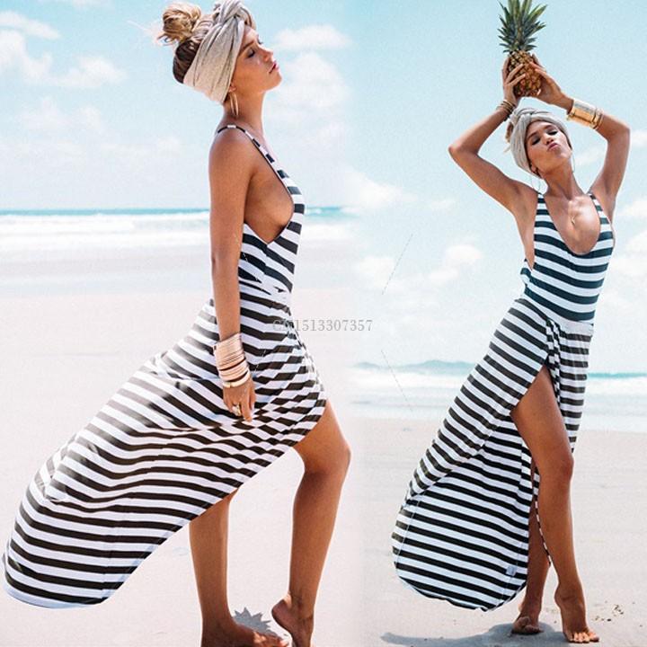 أزياء بيضاء زائد حجم الصيف النساء اللباس ماكسي شريطية اللون الأسود بلا أكمام حمالة مثير جديد 2015 22 ثوبا طويلا(China (Mainland))