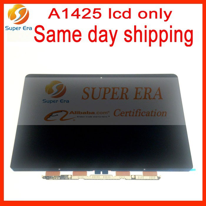 NEW original display screen FOR MacBook PRO Retina 13.3  A1425 LCD Screen LP133WQ1(SJ)(A1) Replacement 2012 2013 year<br><br>Aliexpress
