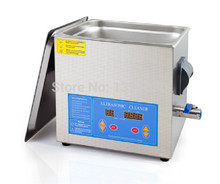 Free Shipping By DHL 1PC Digital VGT 1990QTD 110 220V Professional Ultrasonic Cleaner Jewelry Bath Household