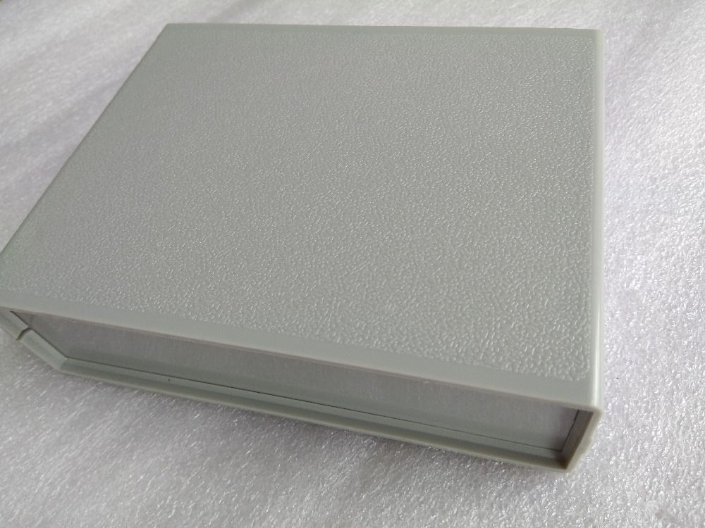 Plastic shell square plastic boxes Universal plastic casing Cheap direct plastic shell enclosure box 40*120*150mm(China (Mainland))