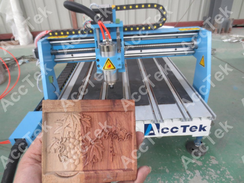 2015 good price 3d cnc machine diy cnc router with high speed(China (Mainland))
