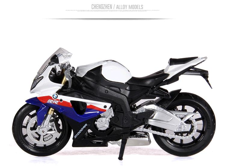 1:12 motorcycle metal casting, high simulation engine sound bright lights, sound and light toy car, free shipping