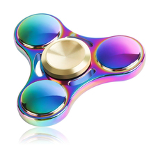 Buy 2017 Fidget Spinner Hand Spinner High Speed R188 Bearing Titanium Alloy Toys Anxiety Stress Adults Kid Metal Finger Spinners for $3.51 in AliExpress store