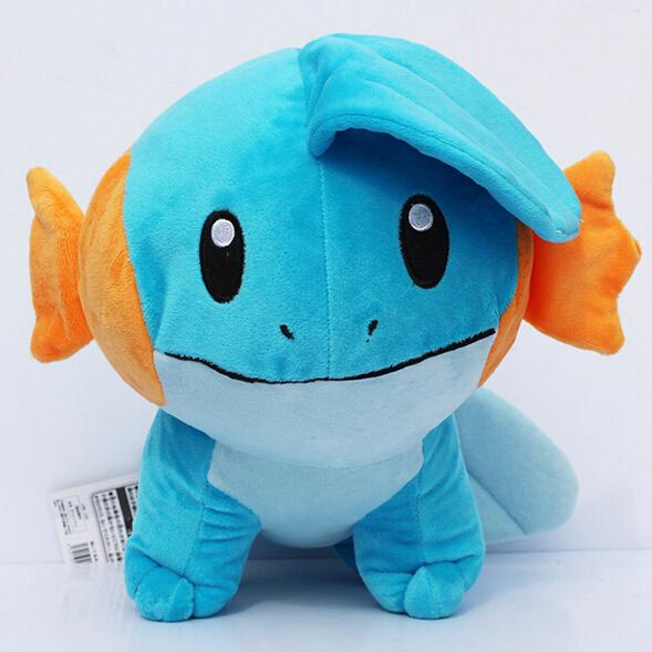 15cm Anime Pokemon Mudkip Plush Toys Stuffed Plush Dolls Kids Childrens Toys Gifts Free Shipping<br><br>Aliexpress