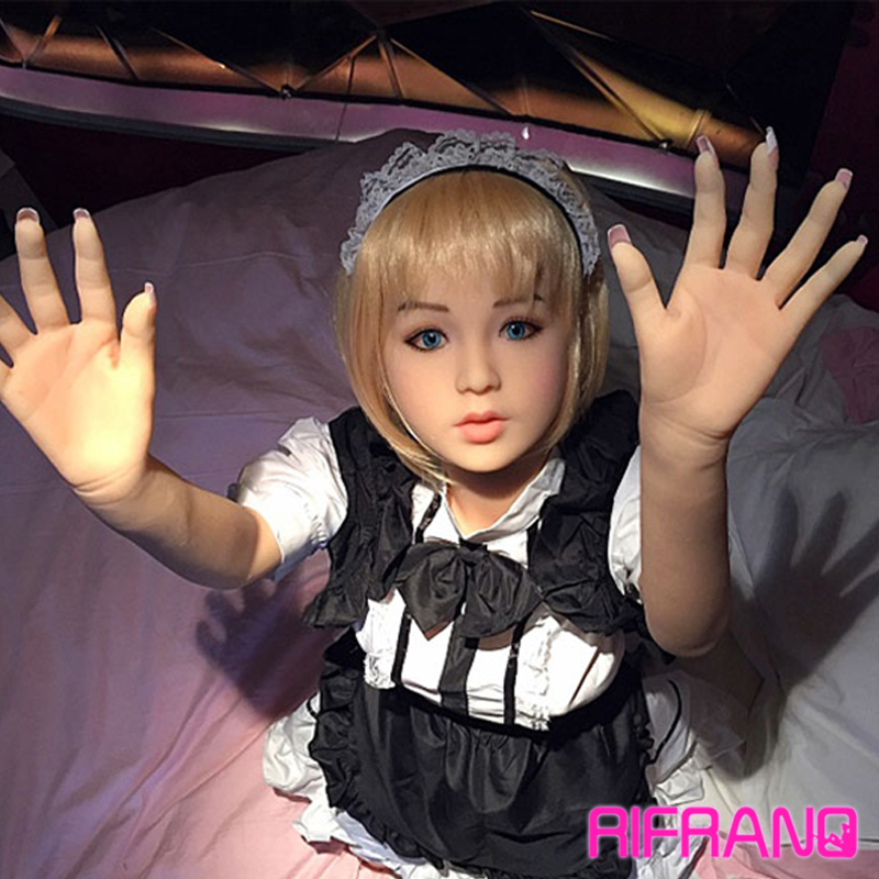 japanese sex doll 140cm full silicone sex doll realistic with metal skeleton for men to oral/breast/vagina/anus sex love(China (Mainland))
