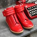 Brand New Rivet Hip hop Mens Shoes Marti n Casual Shoes High Top Men Boots Los