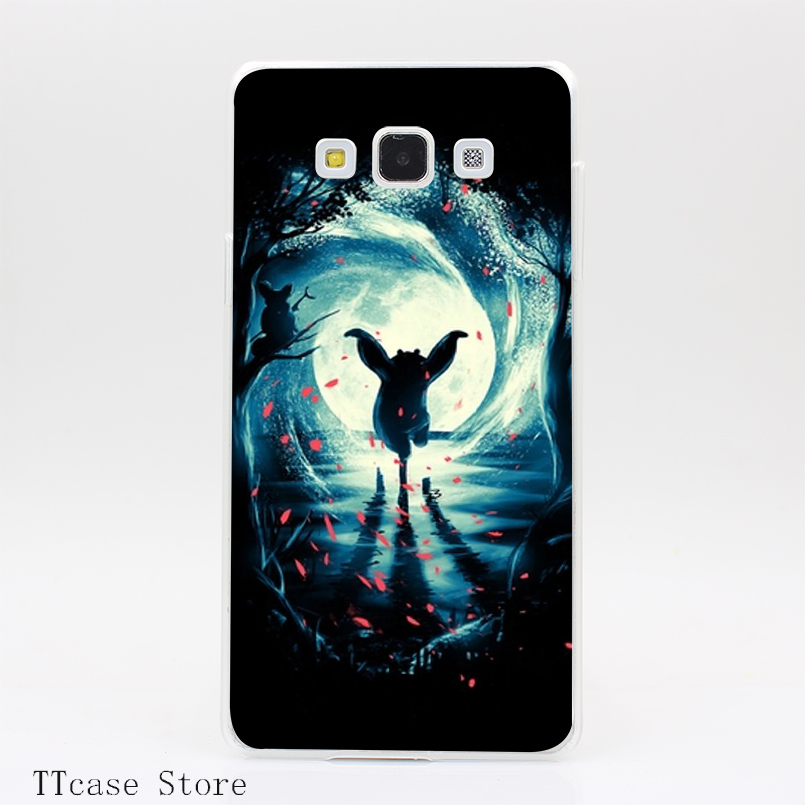 3053CA SECRET PRACTICE Transparent Hard Cover Case for Galaxy A3 A5 A7 A8 Note 2 3 4 5 J5 J7 Grand 2 & Prime(China (Mainland))