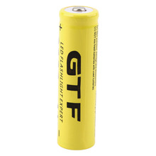 3.7V 18650 9900mah Li-ion Rechargeable Battery For LED Flashlight Torch 18650 Lithium Batteries For Headlamp Yellow Hot Drop