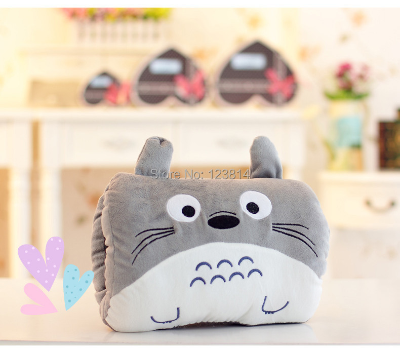 Autumn Winter Soft Cute Colorful Animal Cushion Hands Warm Cushions Sofa Pillow Fashion Casual Home Decoration PP Cotton Stuff(China (Mainland))