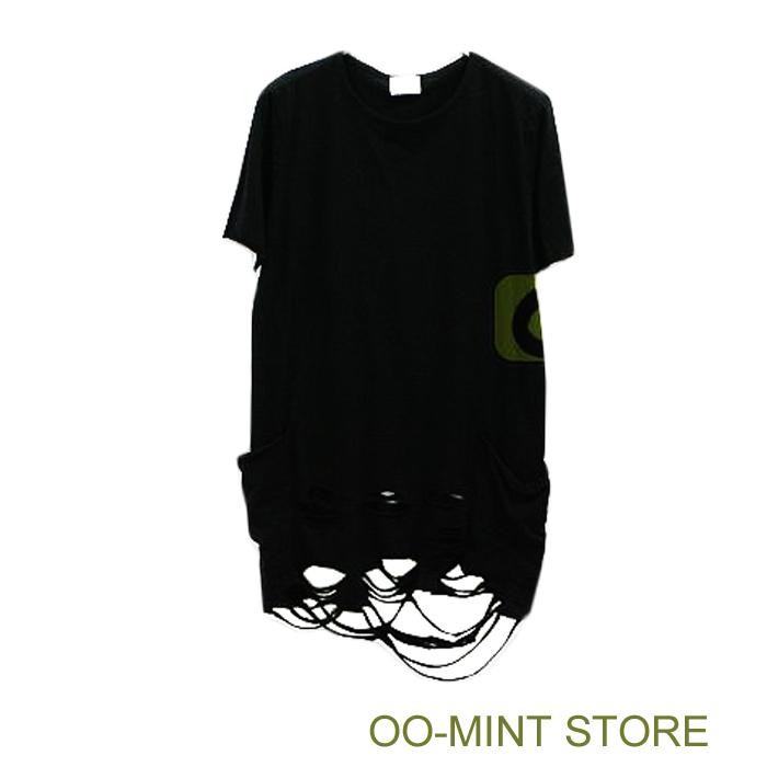 Buy Fashion Designer Brand Style Man Spring 2015 Clothing Tee T Shirts Slim Fit