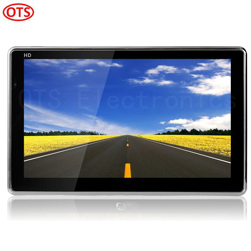 7 inch GPS Navigation Windows CE 6.0 Car Truck Vehicle GPS Navigation Built-in 8GB Disk Game Video Music Player Free Shipping(China (Mainland))