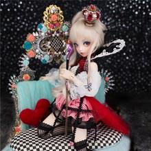 Buy LJS BJD 1/4 doll fairyland minifee, benefiting FL soom lati doll for $88.00 in AliExpress store