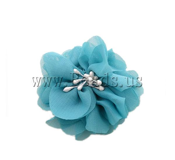 Free shipping!!!with Plast Flower,Elegant, blue, 70x70mm, 50PCs/Lot, Sold By Lot<br><br>Aliexpress