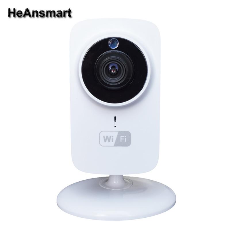 Mini IP Camera Wifi Micro SD CCTV Security Camera 720P Wireless Webcam Audio Surveillance HD Night Vision Cam Video Telecamera(China (Mainland))
