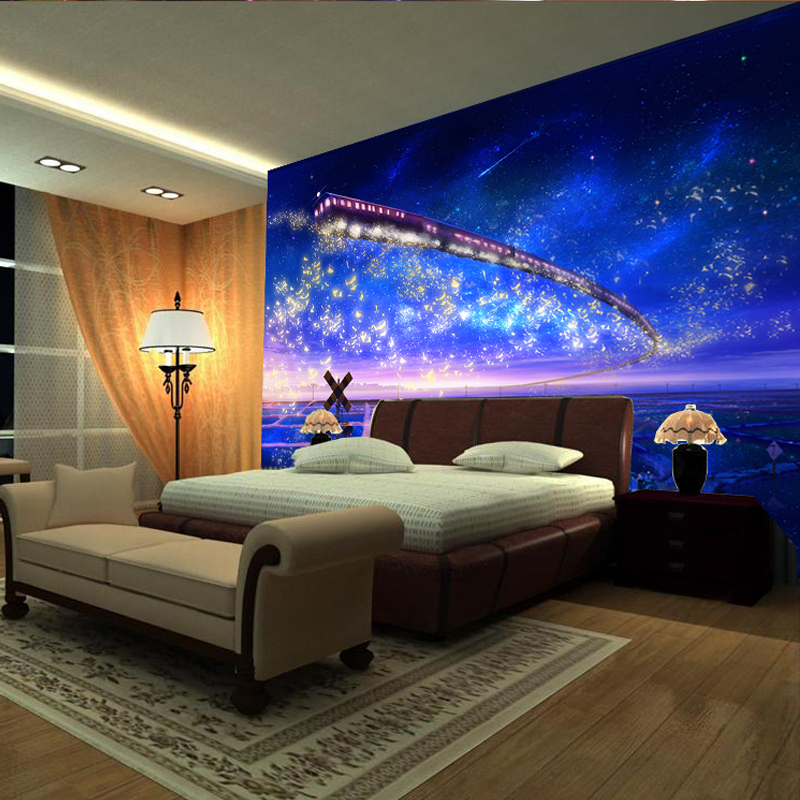 3d three dimensional dream child real tv backdrop mural for 3d wallpaper for dream home