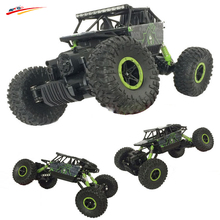 RC Car 2.4Ghz RC Rock Crawler 4 WD Monster Truck Off-Road Vehicle  Buggy Toy(China (Mainland))