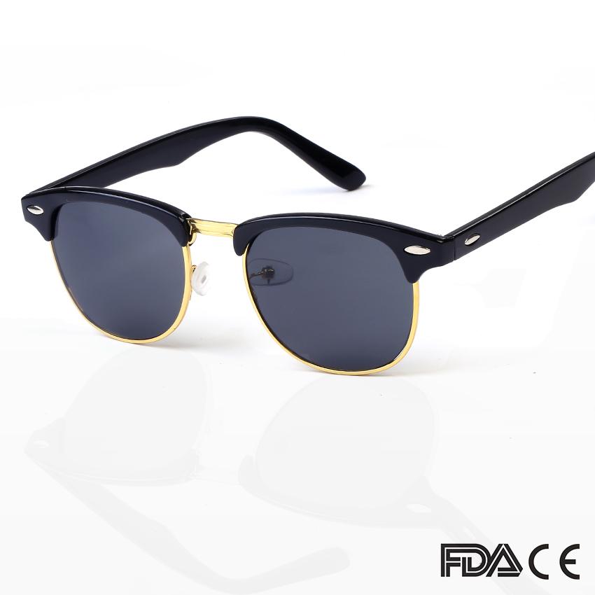 New unisex sunglasses Stylish vintage men women UV400 brand designer sun glasses oculos de sol eyewear gafas de sol hombre(China (Mainland))