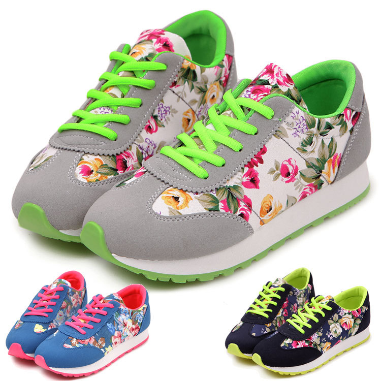 zapatillas new balance flores