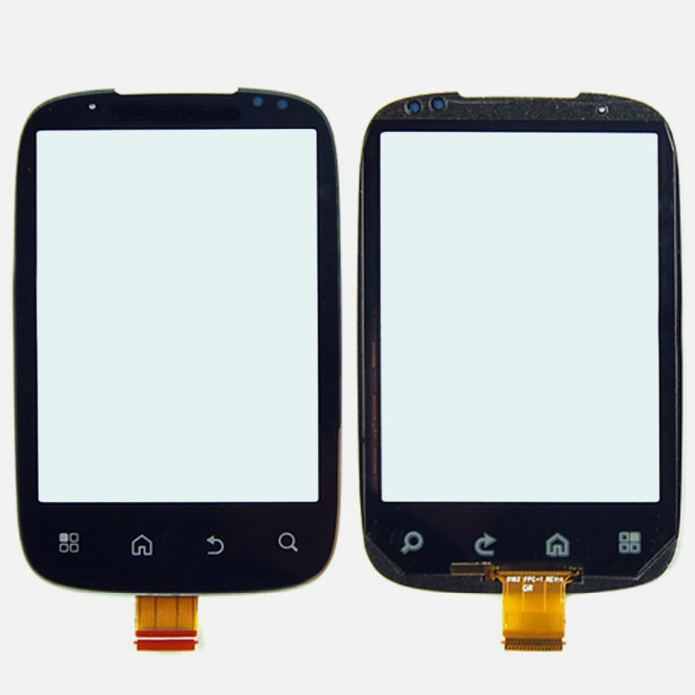 For Motorla Spice XT300 New Black Outter Front Touch Screen Panel Sensor Lens Glass Replacement 100% Test Before Ship(China (Mainland))