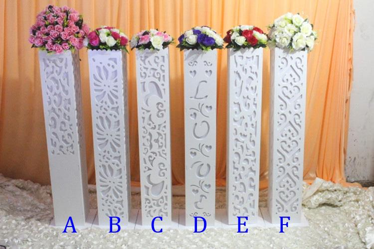 Decorating Columns For Wedding Good Decorating Columns