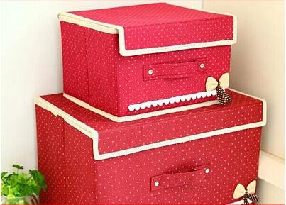 2 piece/set free shipping buttons organizador storage box clothing storage box for toys storage box finishing box organizer(China (Mainland))
