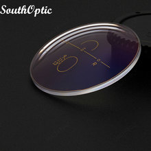 1.74 Super High Index Backside Multi Focal Free form Progressive Lens Sphere Power With Lens Cut And Frame Fitting Service