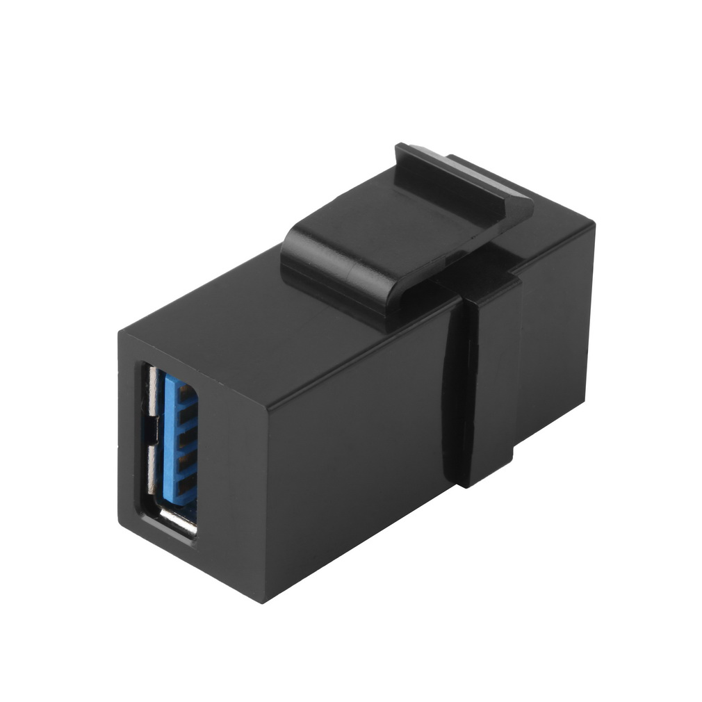 Newselling USB 3.0 Type A Female to Female Plug Adapter Extension Connector Wholesale