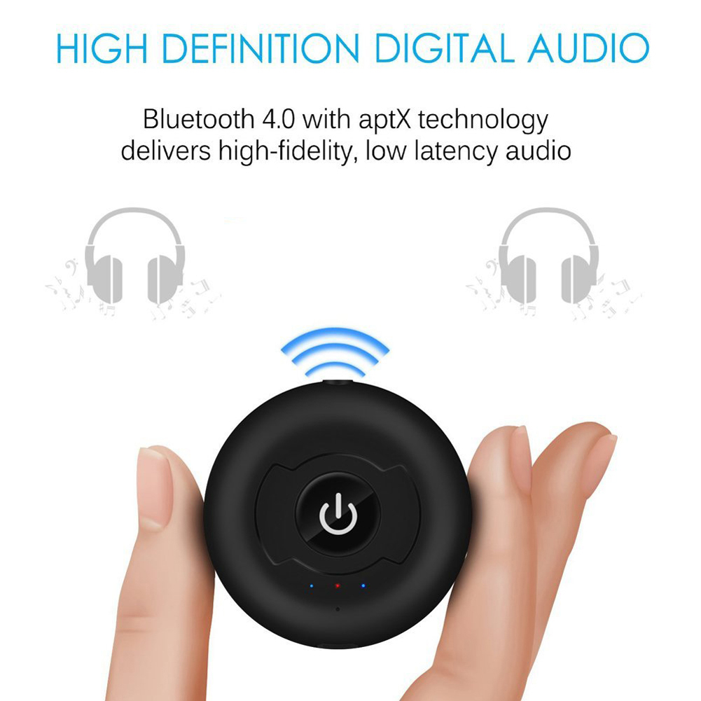 New 1pcs/Lot Bluetooth 4.0 Multi-point Bluetooth Audio Transmitter Music Signal Sender for Smart TV/DVD/MP3 Than 10 meters 34%(China (Mainland))
